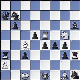 Mate en 2 jugadas de José Antonio Coello