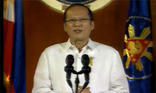 Full-Text English Version of PNoy's Address to the Nation about DAP