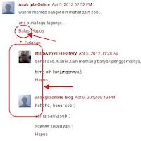 Threaded Comment Pada Custom Template Blogger