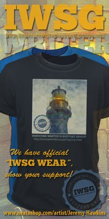 IWSG T-SHIRT