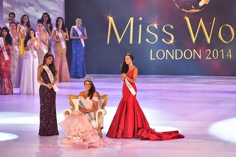 Miss World 2014 Winner Is Miss South Africa, Rolene Strauss