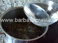 Ciorba de stevie preparare reteta
