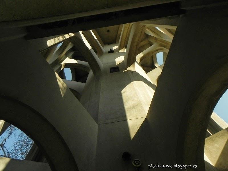 Turnul de apa detaliu din constructie