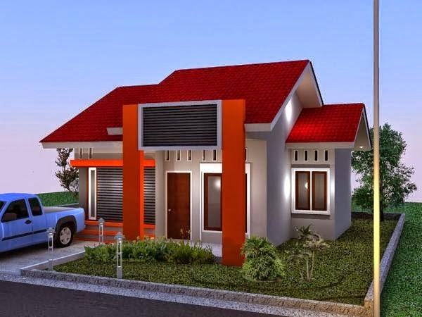 Contoh model rumah minimalis Terbaru6
