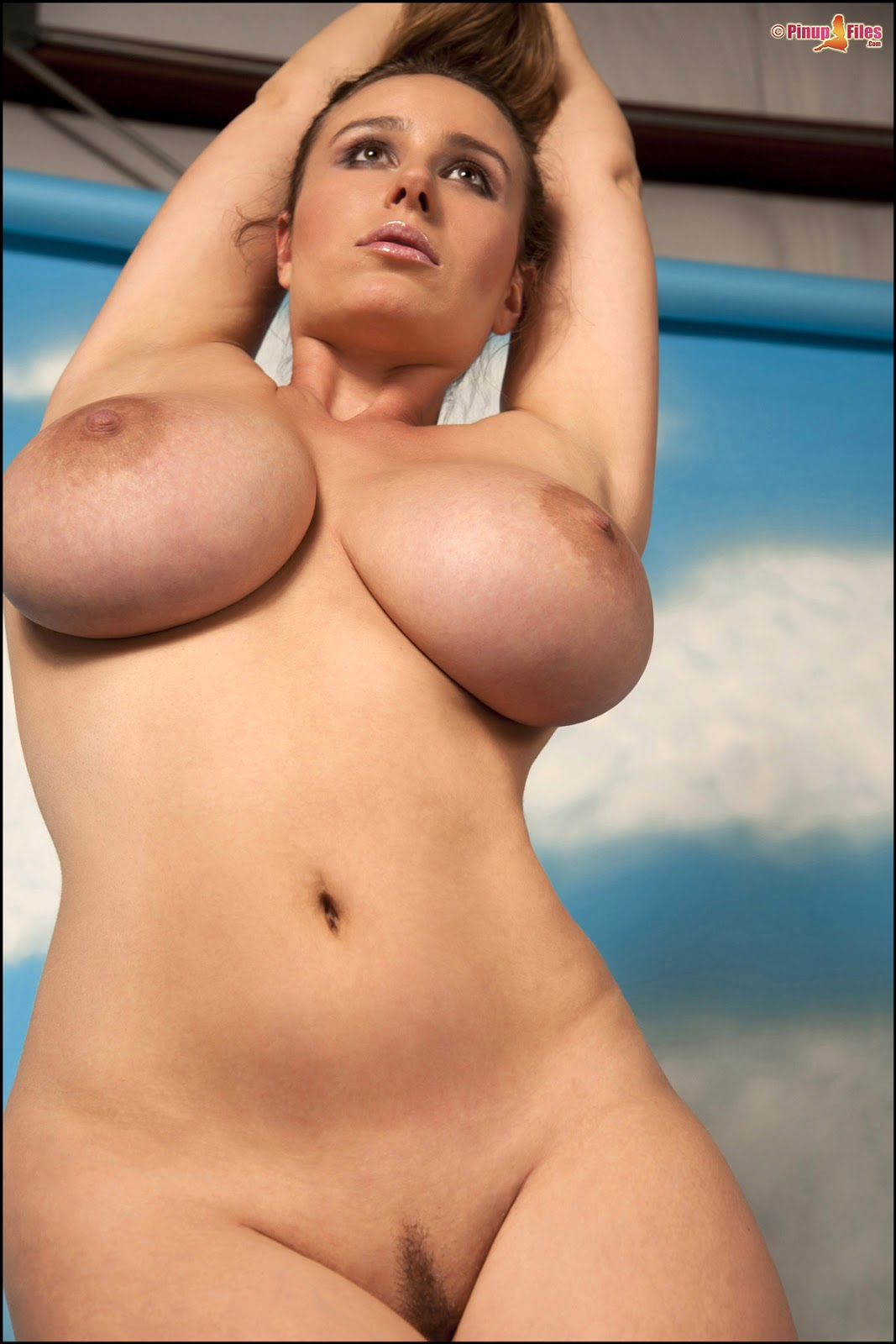Vassanta Pinup Files Nudes