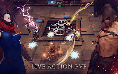 Darkness Reborn v1.3.0 [Mod] APK OBB Data Torrent for android