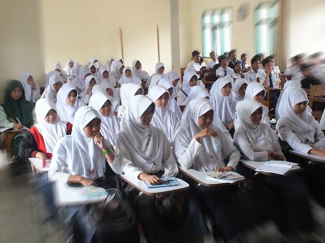 Peserta Perempuan MOPD Tahun 2013