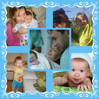 Nosso bebê... 2007