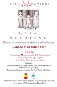 Sabato 21 Ottobre al Complesso Annunziata di Napoli