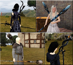 19 Dragon age staffs by Greenplumbboblover