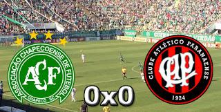 Chapecoense 0x0 Atlético PR