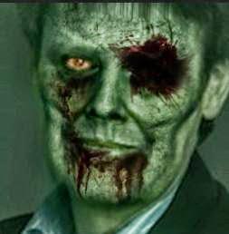 Damian the zombie