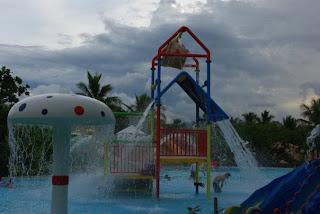 Water slide in Nha Trang (Vinpearl)