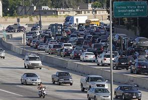 Carmageddon, Los Angeles, Los Angeles freeway, World , world news, world business news, world news today, world headlines, world news headlines, current world news, world news online