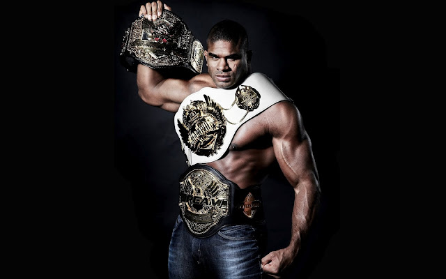 alistair overeem ufc mma dream k1