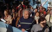 Estatales de Córdoba volvieron a marchar contra la reforma previsional