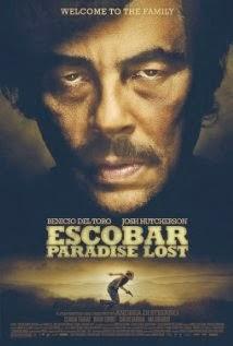 Escobar Paraíso Perdido Dublado