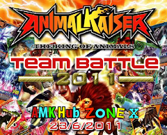Animal Kaiser Team Battle 2011