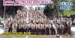 CONCIERTOS DE FERIA - BAEZA 2012