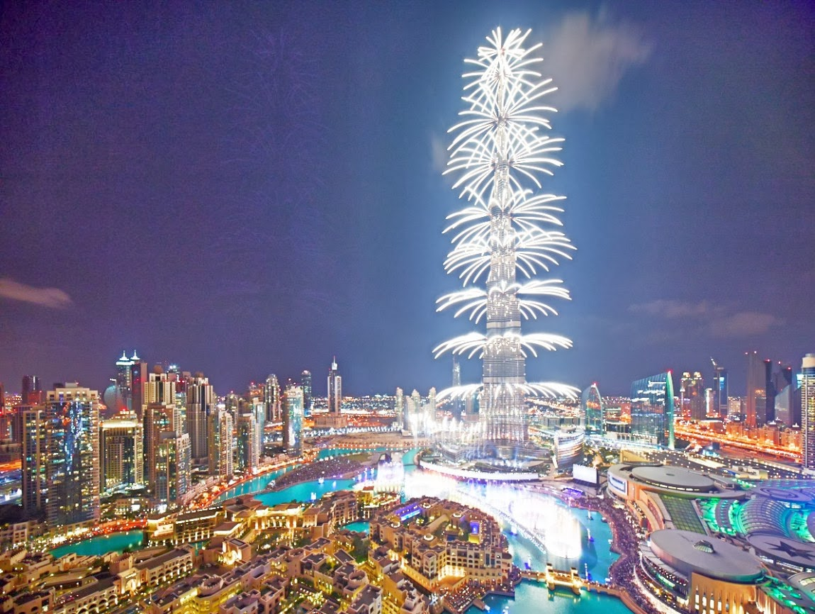 EXPO2020 Dubai UAE: New Years Eve 2014 Celebration, The Perfect Option DUBAI