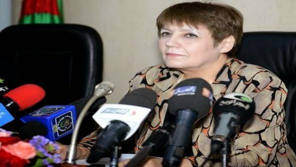 وزيرة التربيةة الوطنية