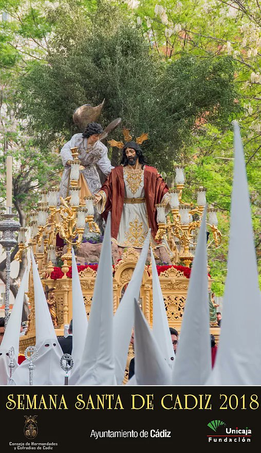 Semana Santa Cádiz 2018