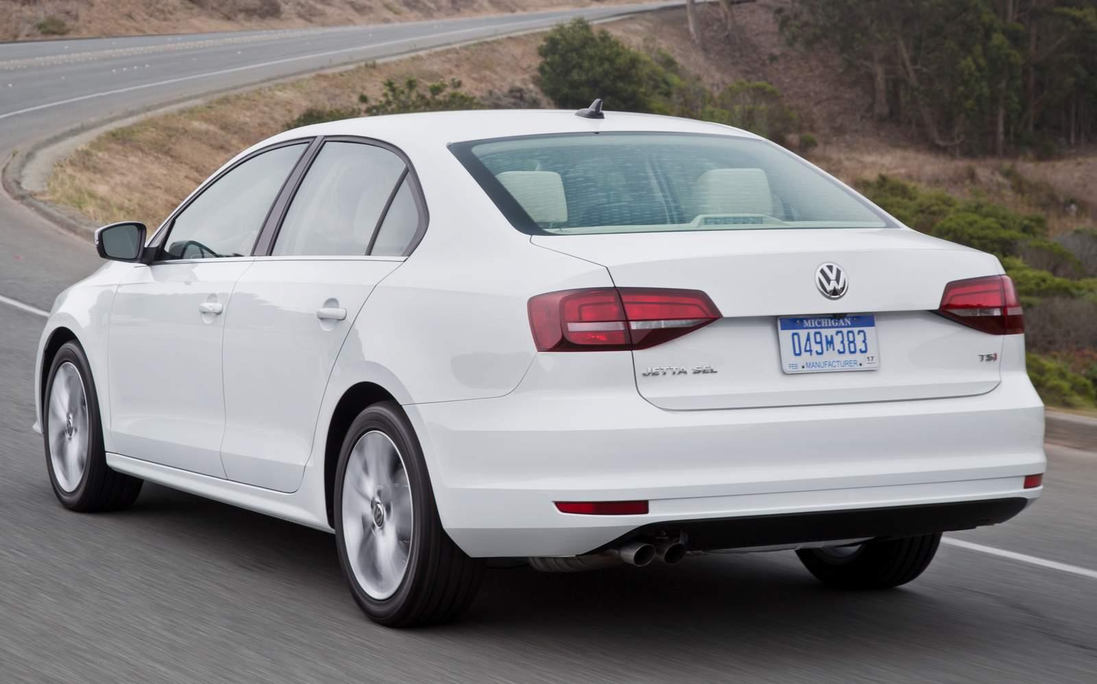 VW Jetta 2.0 TSI - recall