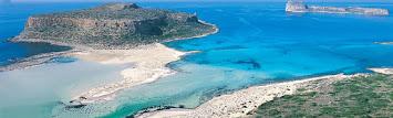 Παραλία Μπάλος Χανιά Κρήτη