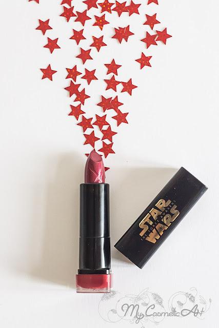 Star Wars colección de maquillaje de Max Factor.