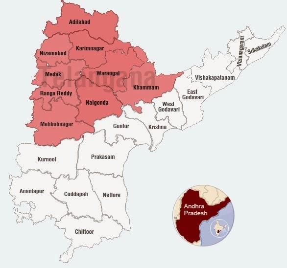 Telangana effect Vijayawada
