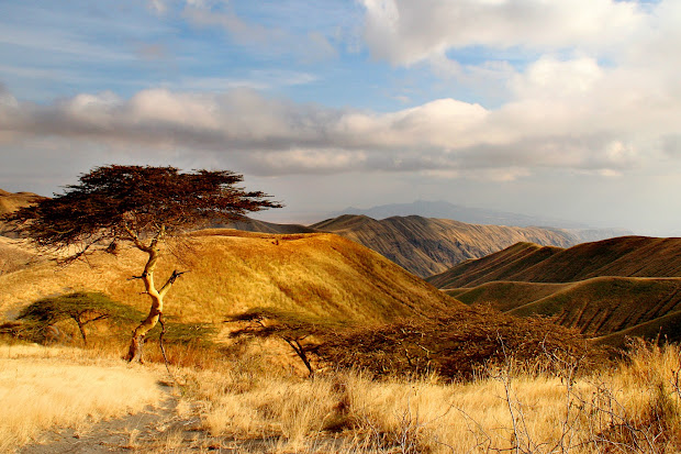 los mejores paisajes de africa