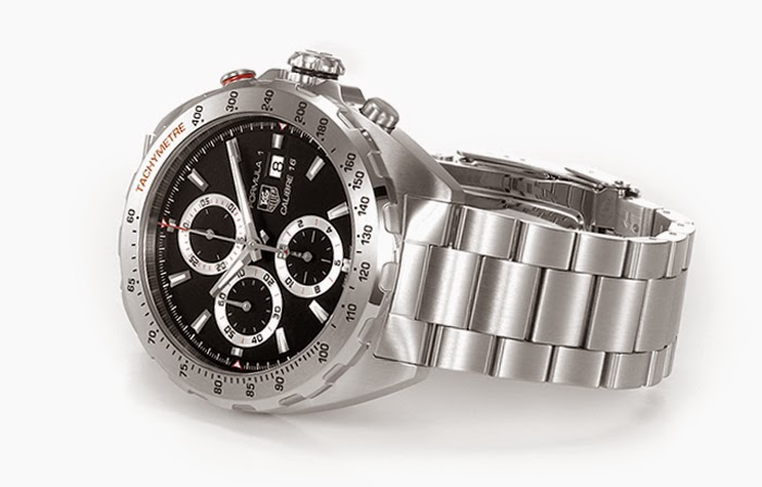 Tag Heuer - Formula 1 Chronograph 44 mm | Time and Watches