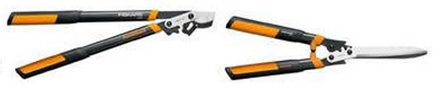 Fiskars PowerGear2 loopers and shears