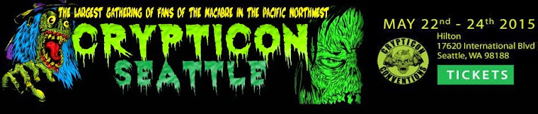 Crypticon Seattle 2015