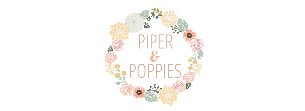 Piper + Poppies