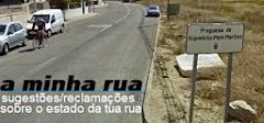Clica na foto abaixo para reportar à Junta de Freguesia o estado da tua rua.