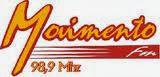 ouvir a Rádio Movimento FM 98,9 Curitibanos SC