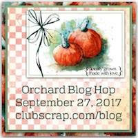 Club Scrap September Blog Hop