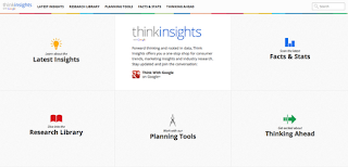 Think Insights with Google is out of beta and packing a data punch
