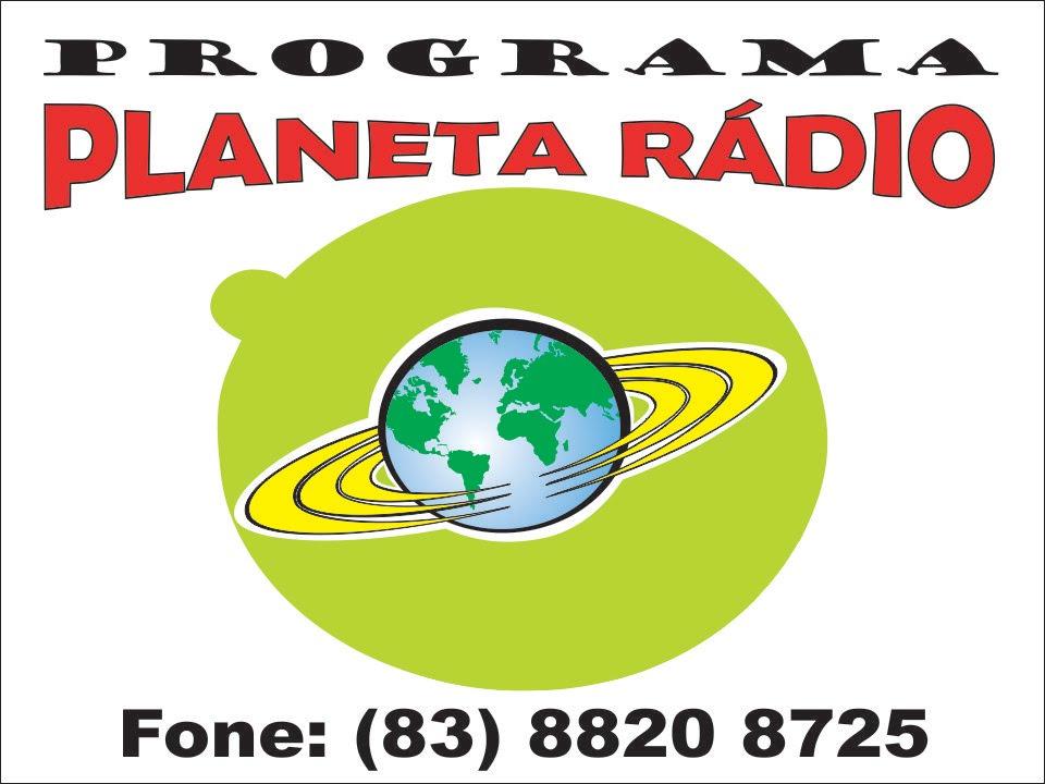 Clique na imagem abaixo e escute o Planeta Rádio