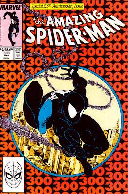 Amazing Spider-Man #300 Cover
