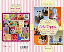 Buku terbaru menghias cake topper