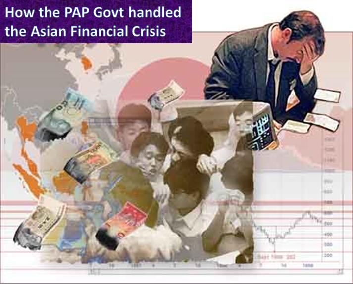 crisis financiera asiatica 1997 La crisis financiera asiática, que comenzó hace diez años, fue en muchos aspectos un evento pedagógico a fines del siglo xx puso en primer plano algunos problemas.