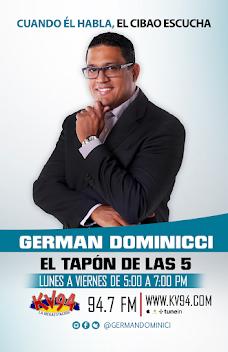 German Dominici En El Tapón