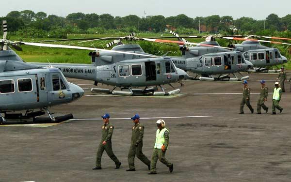 Daftar penerbang TNI AU yang gugur dalam tugas
