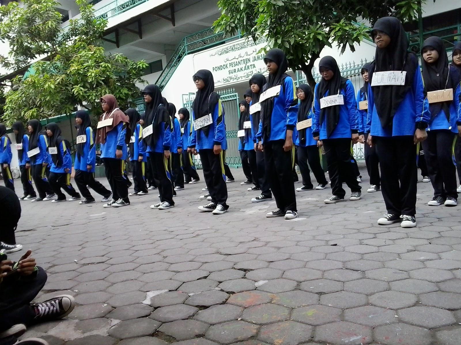 Latihan Calon Dewan Pasukan (CDP) 2013/2014