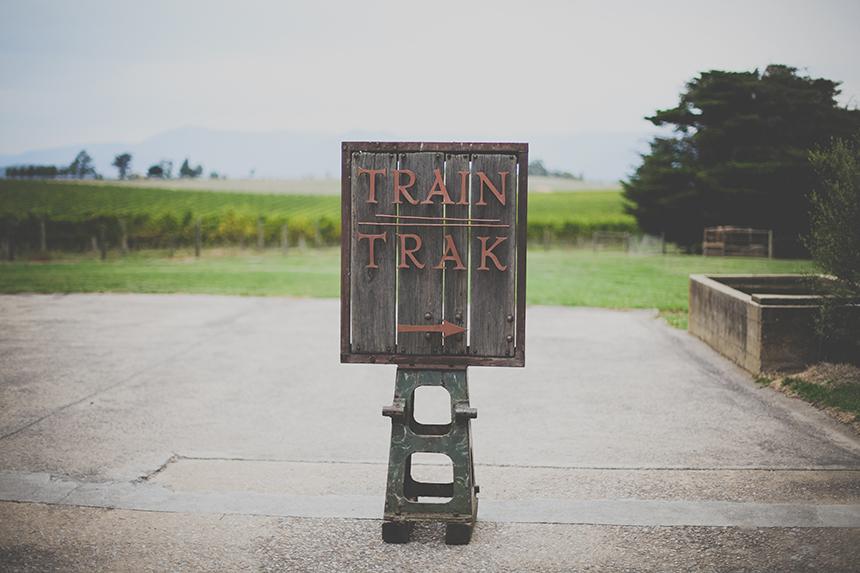 train trak winery
