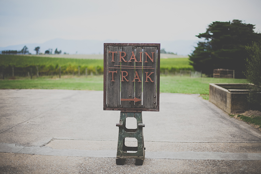 train trak winery