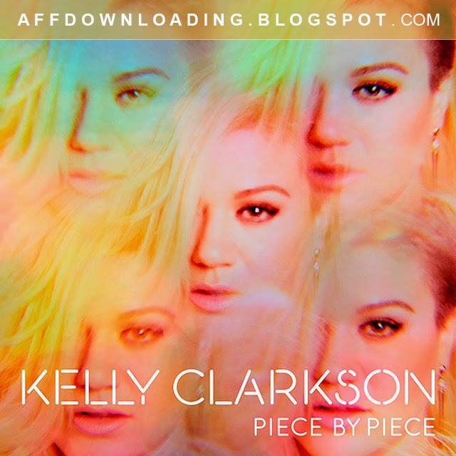 CD Kelly Clarkson – Piece By Piece – 2015