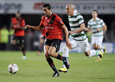 Rennes 1 - 1 Celtic (2)